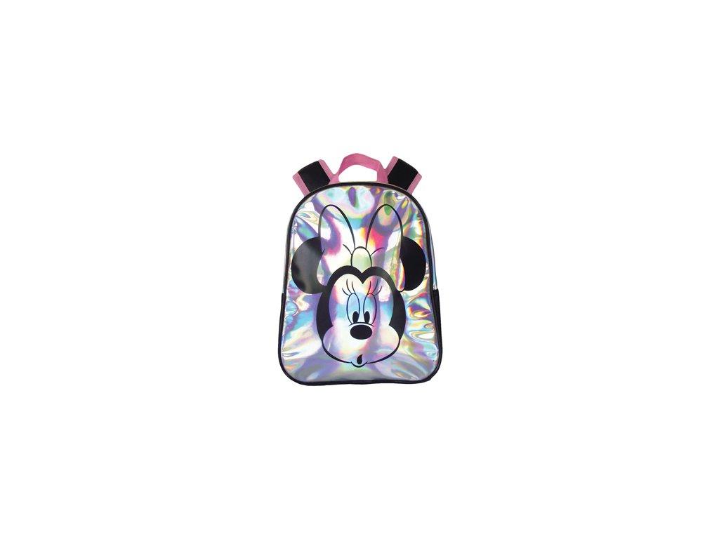 Minnie Mouse (A) batoh 20 metalizovaný