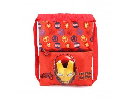 Iron Man vrecko na prezuvky 39035