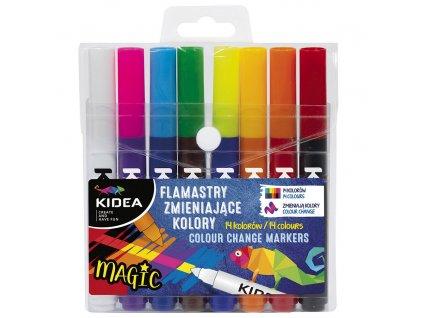 Fixy meniace farbu MAGIC 7+1 (D)