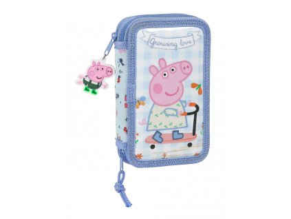 Peppa Pig (Farmer) peračník dvojitý plnený