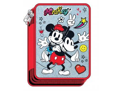 Mickey a Minnie (LG) peračník dvojitý plnený