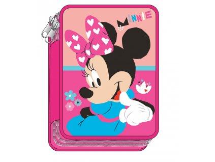 Minnie Mouse (LG) peračník dvojitý plnený Mašľa