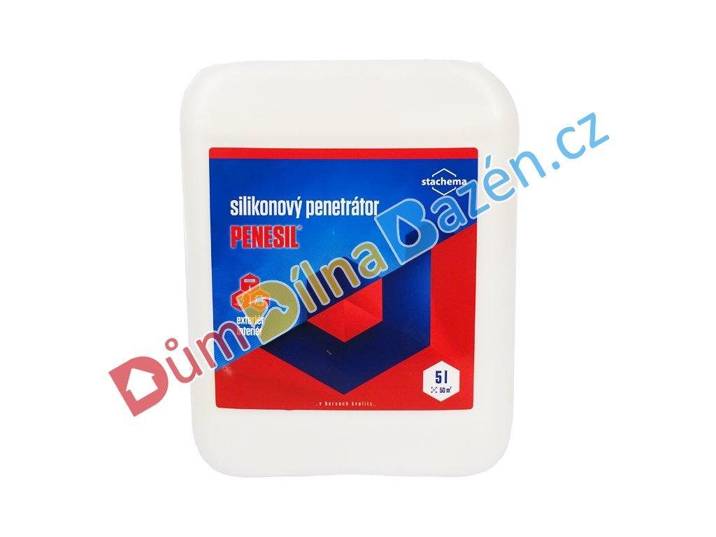 Penetrace Penesil silikonový penetrátor