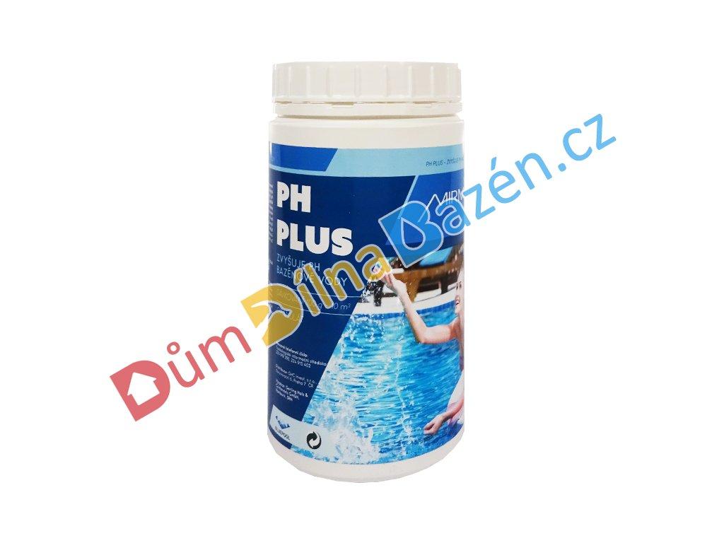 PH plus pro zvýšení pH vody v bazénu 0,9kg