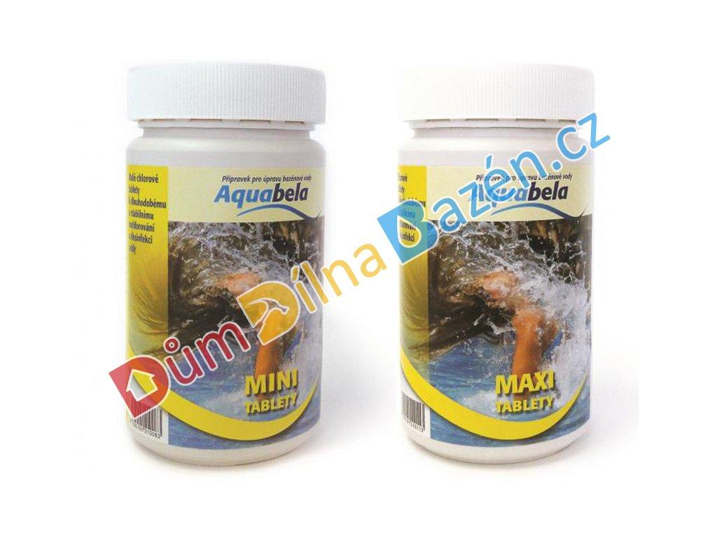Aquabela chlórové tablety
