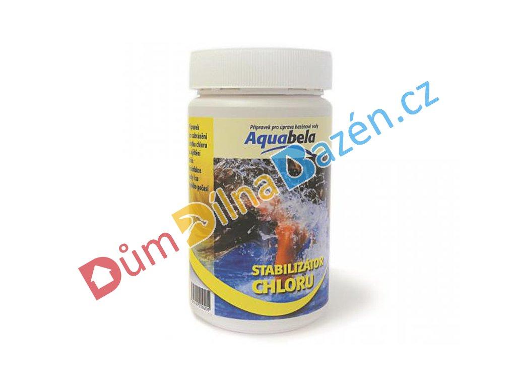 Aquabela Stabilizátor chloru v bazénu 1 kg