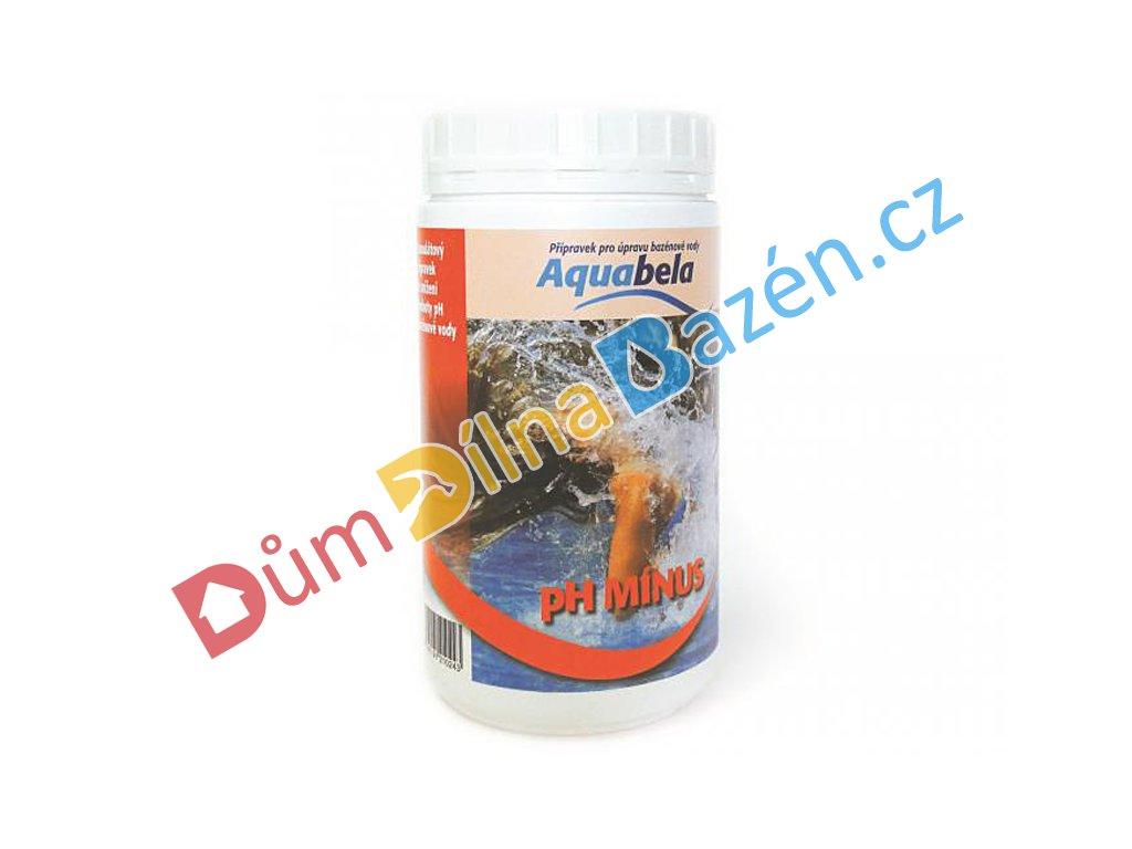 Aquabela Ph mínus pro snížení pH vody v bazénu