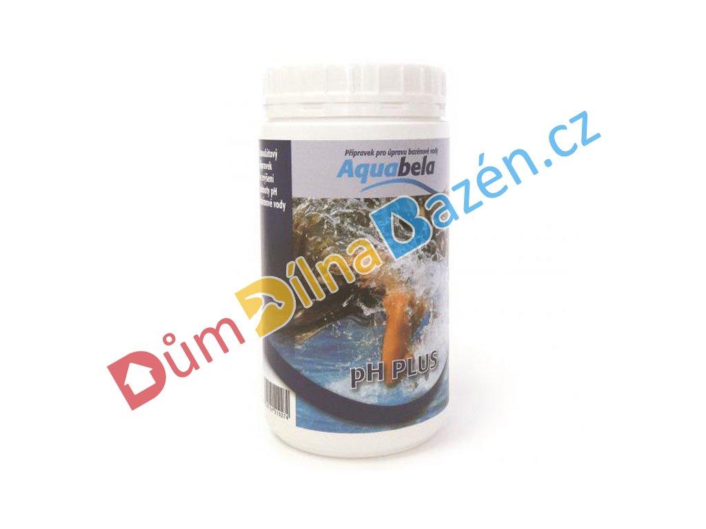 Aquabela Ph plus pro zvýšení pH vody v bazénu