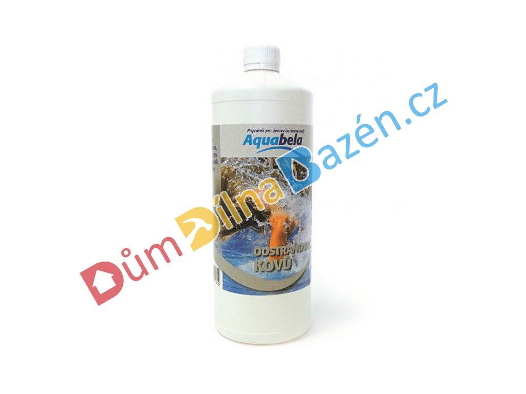 Aquabela Odstraňovač kovů 1 l