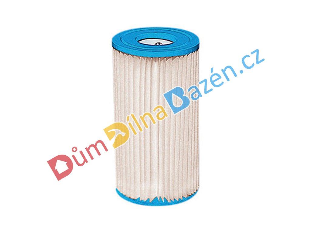 Kartušový filtr do bazénové filtrace