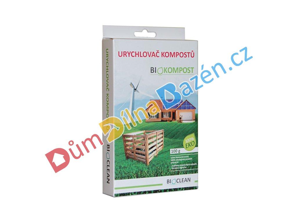 BioKompost urychlovač kompostů 100g