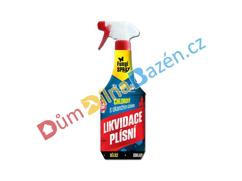 Fungispray likvidace plísní chlorový 0,5l