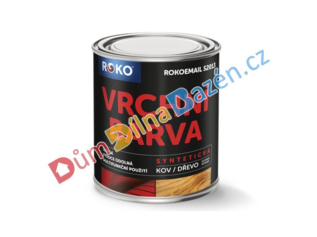 rokosil rokoemail S2013 vrchni barva synteticka dum dilna bazen cz