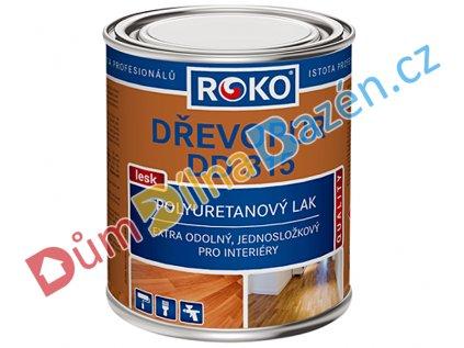 Dřevopur DD 315 polyuretanový lak
