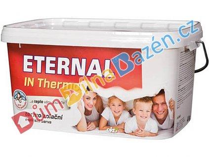 Eternal IN Thermo bílá termoizolační malířská barva 4kg