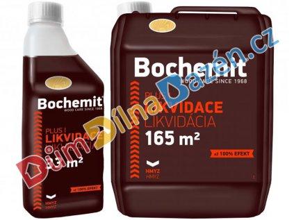Bochemit Plus I likvidace dřevokazného hmyzu