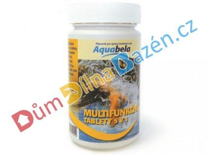 Aquabela Multifunkční tablety 5v1