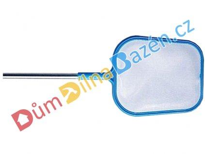 Síťka na čištění bazénu hladinová s tyčí 1,5 m