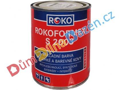 Rokoformex S 2003 základní barva na lehké kovy 0,8kg