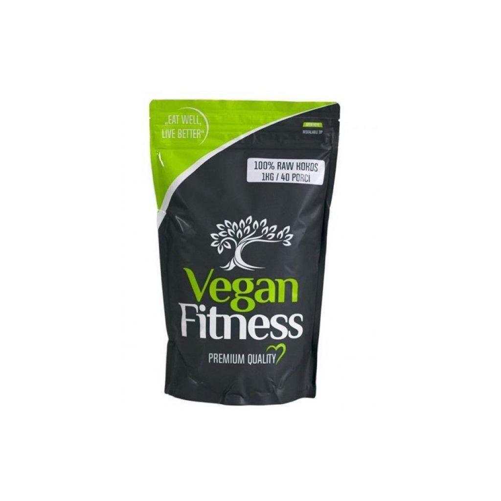 Vegan Fitness: 100% Raw kokos 1000 g