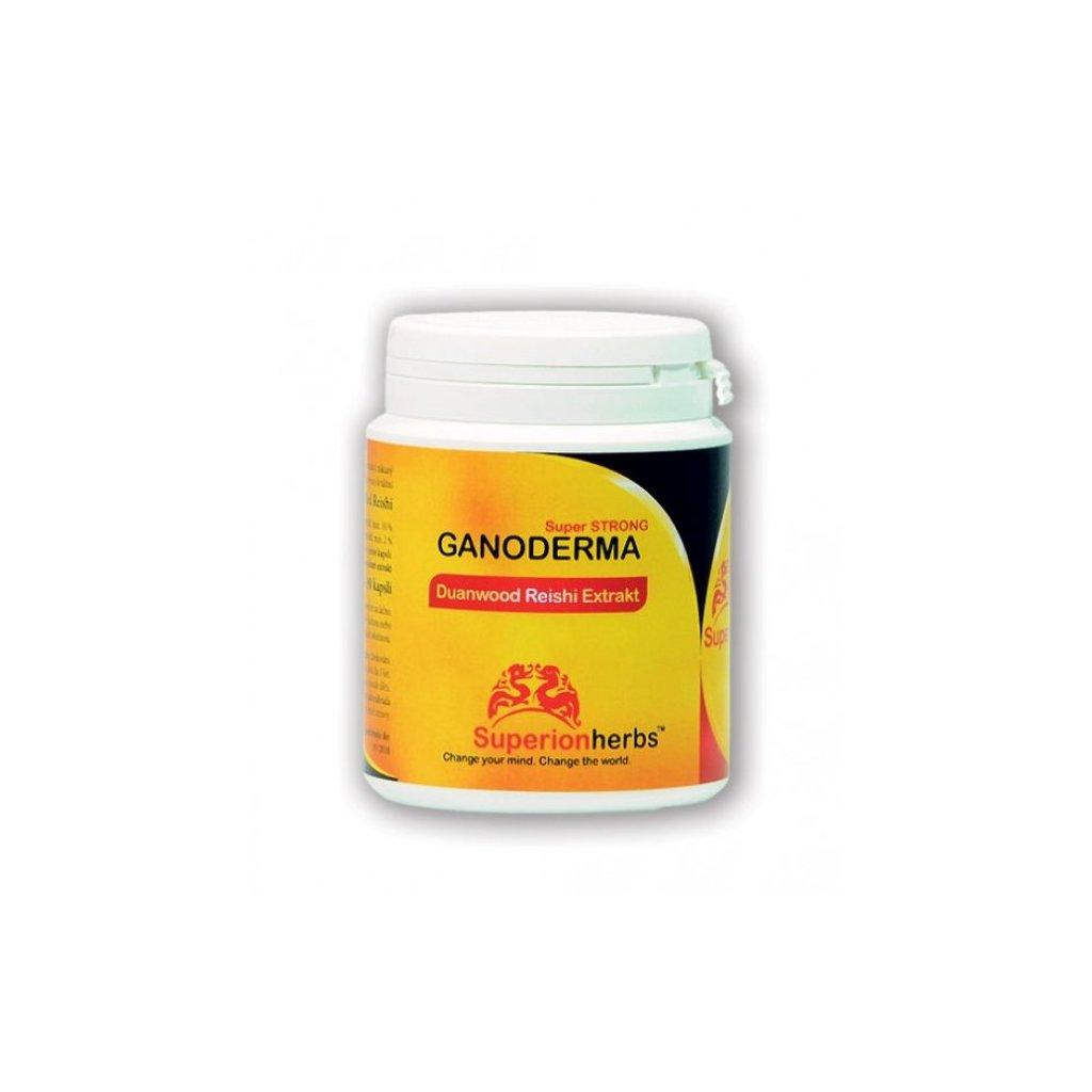 Superionherbs: Ganoderma, Duanwood Red Reishi, Extrakt 40 % polysacharidů