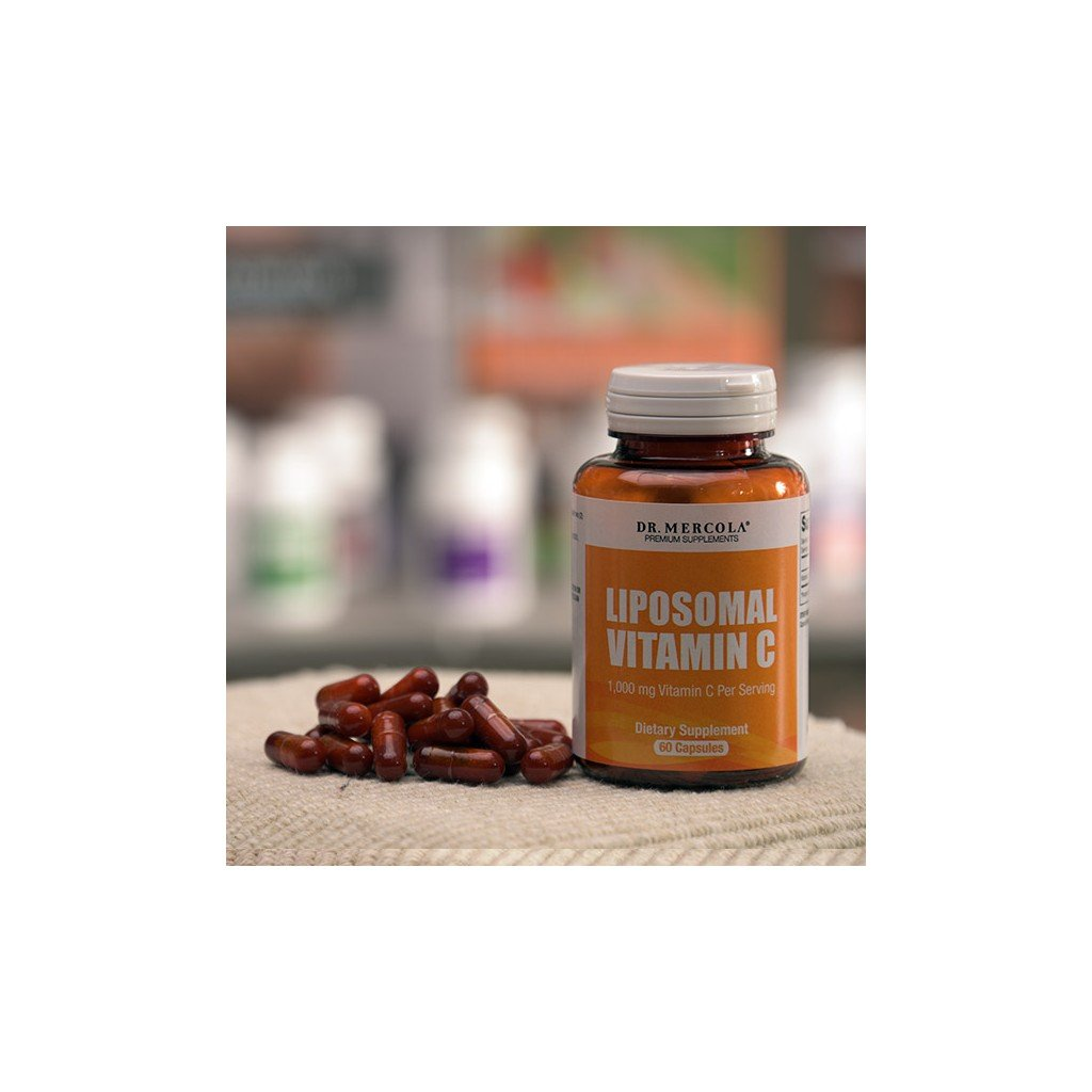 vitamin c liposomalni 60 kapsli