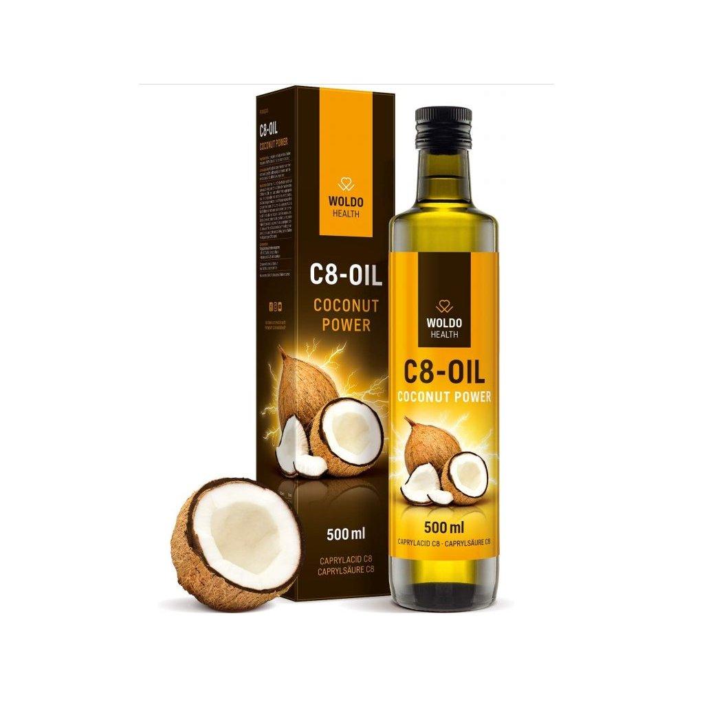c8 olej
