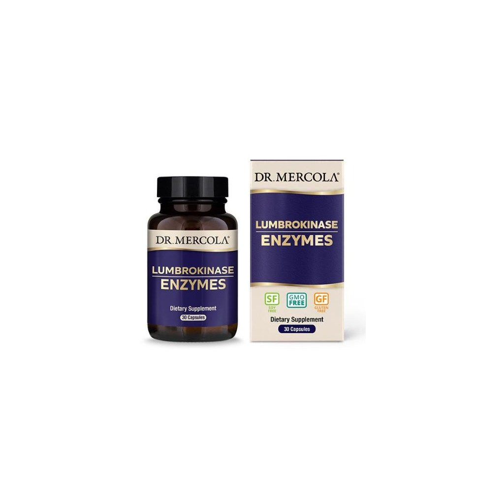 lumbrokinaza 40 mg 30 kapsli
