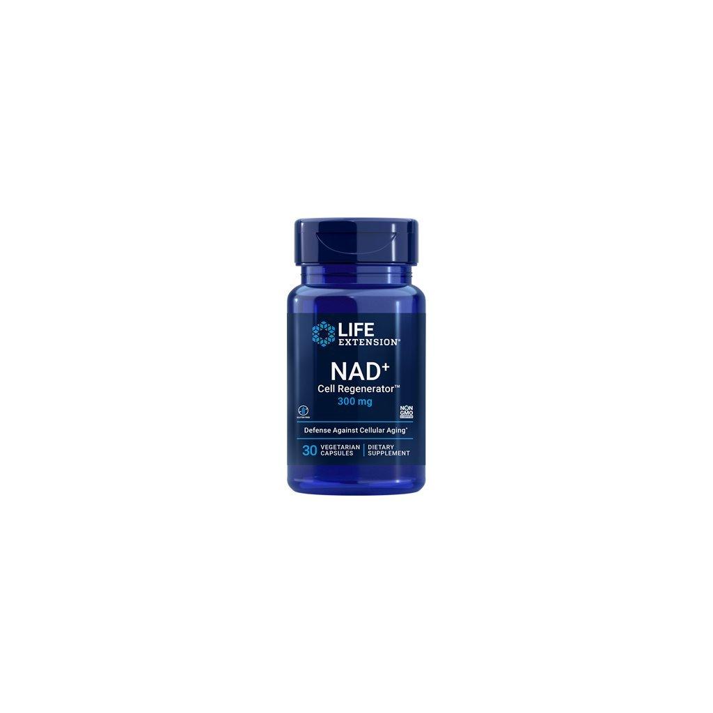 23984 life extension nad niagen cell regenerator nikotinamid ribosid 300 mg 30 rostlinnych kapsli