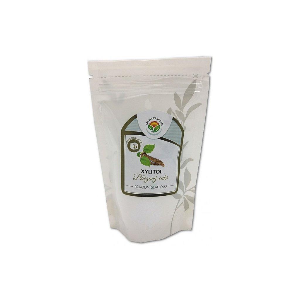 Xylitol - přírodní březový cukr