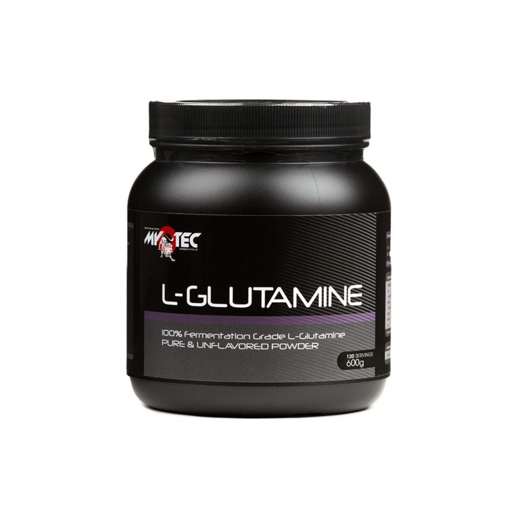 MyoTec - L-glutamine, 600 gramů