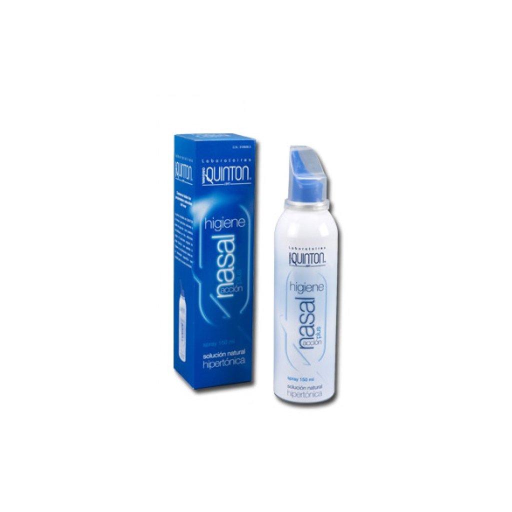 QUINTON Nasal Hygiene Hypertonic 150 ml