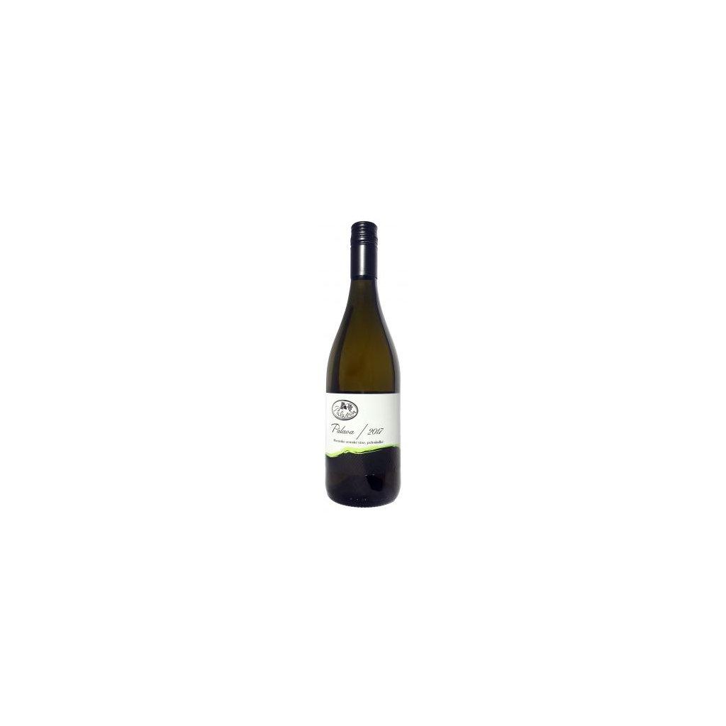 palava 2017 moravske zemske vino polosladke 340b6