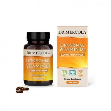 vitamin d 1000 iu liposomalni 30 kapsli
