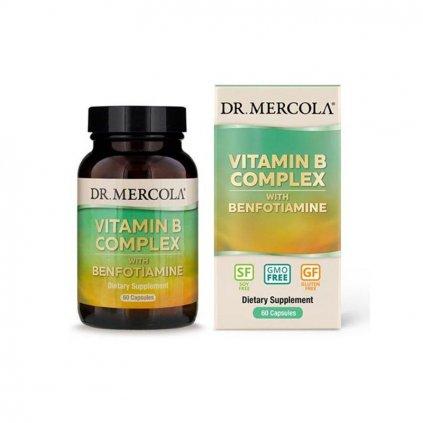 vitamin b complex s benfotiaminem 60 kapsli