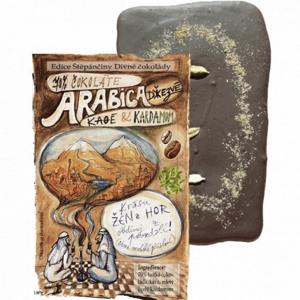 hořká arabica