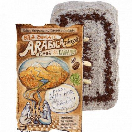 bílá arabica