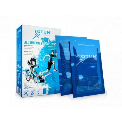 Mořská minerální plazma (Totum Sport)