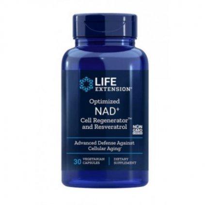 nad cell regenerator and resveratrol 30 kapsli