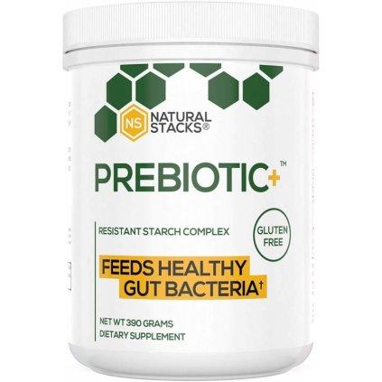 Natural Stacks: Prebiotic+ (390 gramů), prebiotika