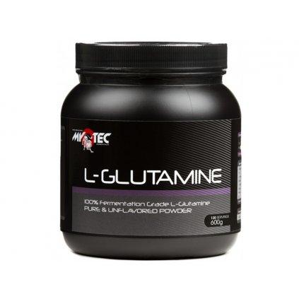 MyoTec - L-glutamine, 600 gramů (expirace 9/2020)