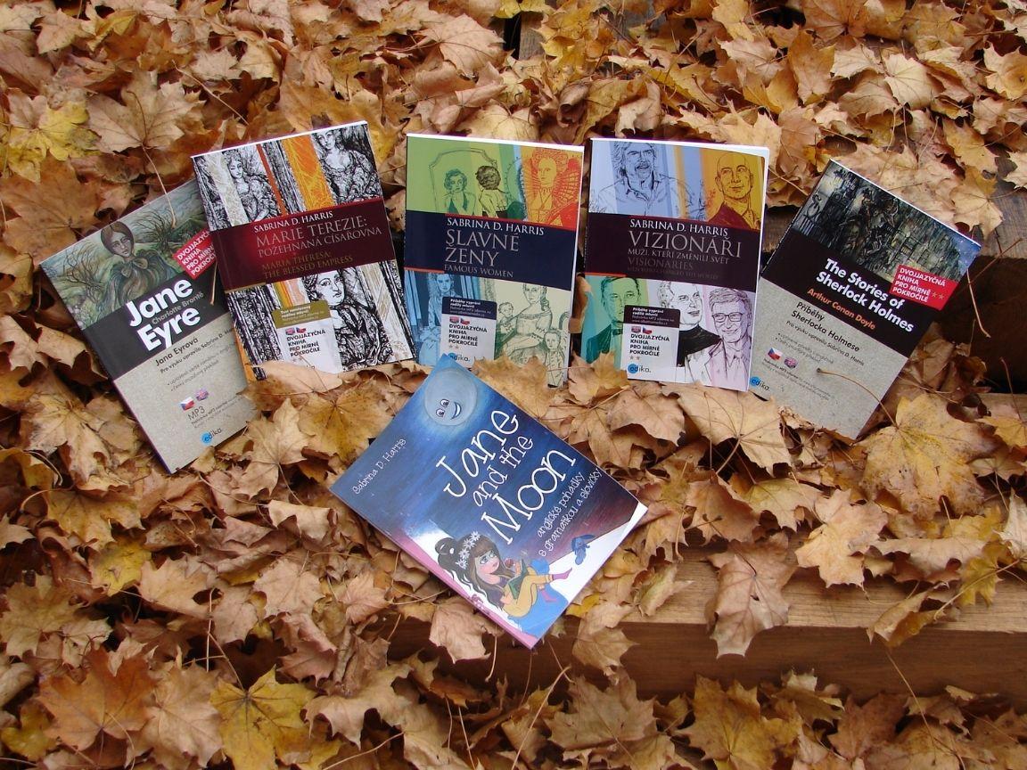 Easy reading knihy vám pomohou s angličtinou