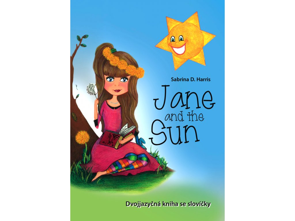 Jane and the sun dvojjazycna