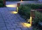 Osvětlení zahrady