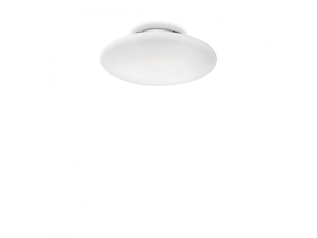 IDEAL LUX 032047 Stropní/ nástěnné svítidlo Smarties Bianco PL2 D40 2x60W E27