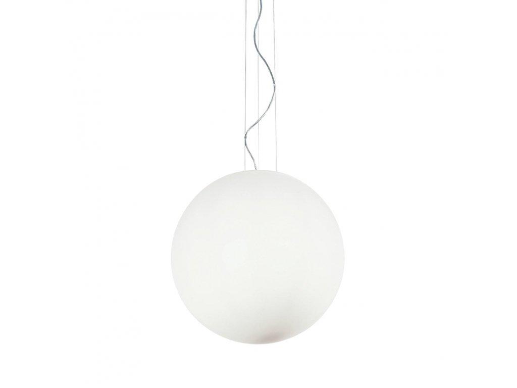 IDEAL LUX 032122 závěsné svítidlo Mapa Bianco SP1 D50 1x60W E27