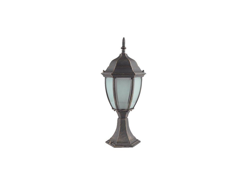 PREZENT 39010 venkovní stojací lampa Lido 1x60W E27 IP33