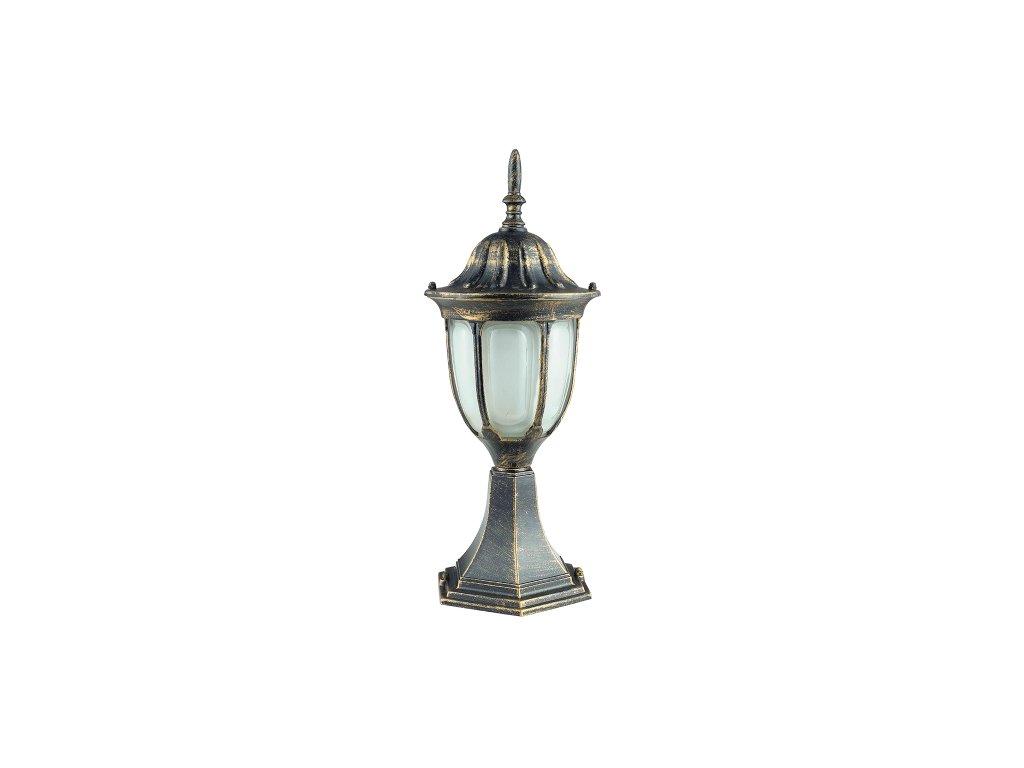 PREZENT 39015 venkovní stojací lampa Porto 1x60W E27 IP33