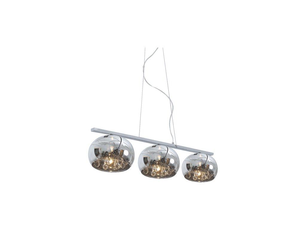 LUXERA 46039 závěsné svítidlo Sphera 3x33W G9