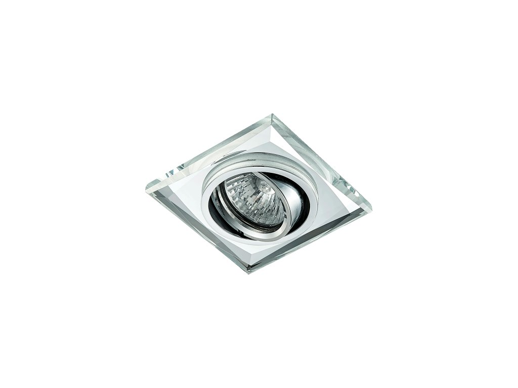 EMITHOR 71052 vestavná křišťálová bodovka Glass Movable 1x50W GU10